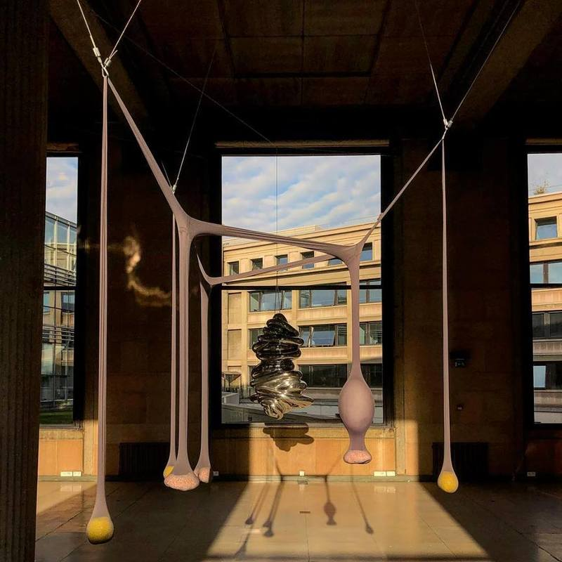 Exposition Suspensions au Palais d'Iena à Paris 2018